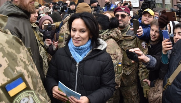 Маруся Звиробий пришла на допрос в ГБР