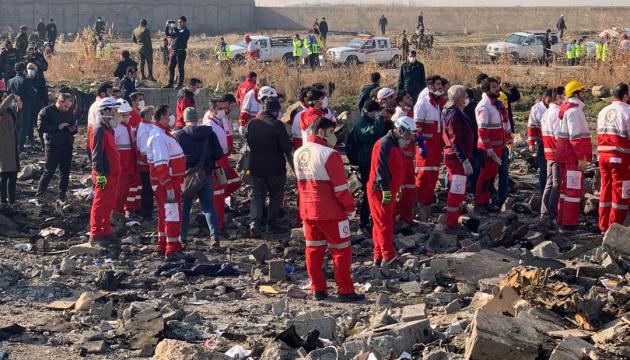 Катастрофа в Иране: Офис генпрокурора организовывает работу следователей семи стран