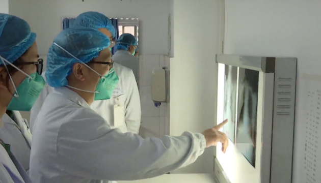 Украина просит Китай предоставить дополнительную информацию относительно коронавируса