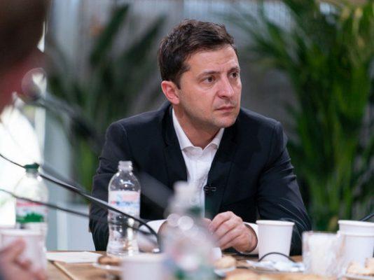 Владимир Зеленский о шраме между Украиной и Россией
