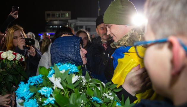 В Минветеранов сказали, в чем прежде всего нуждаются освобожденные из плена украинцы