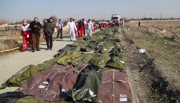 Президент МАУ призывает украинцев присоединиться к прощанию с жертвами авиакатастрофы в Иране