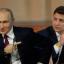 Путин и Зеленский.