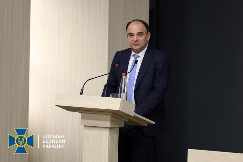 Баканов определил новые задачи для управления СБУ в Киеве