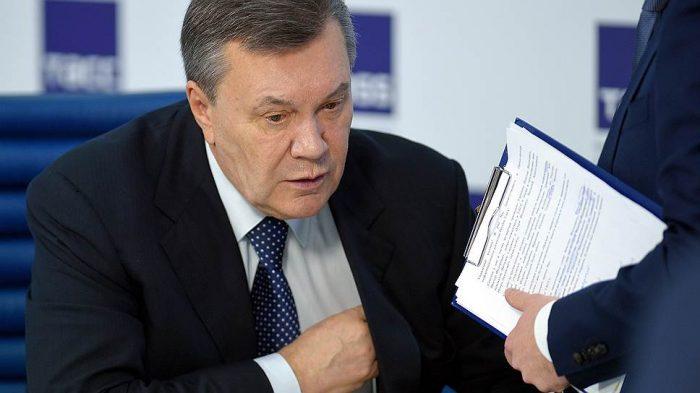 Виктор Янукович огорчен решением суда.