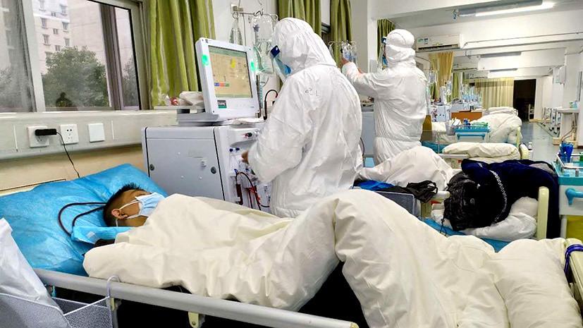 В плане китайской эпидемии и опыта предков по болезням
