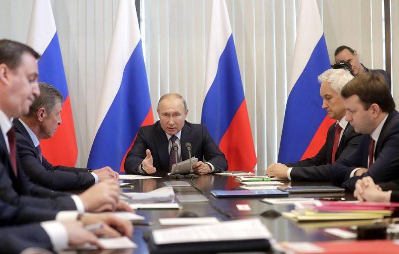 руководство Кремля