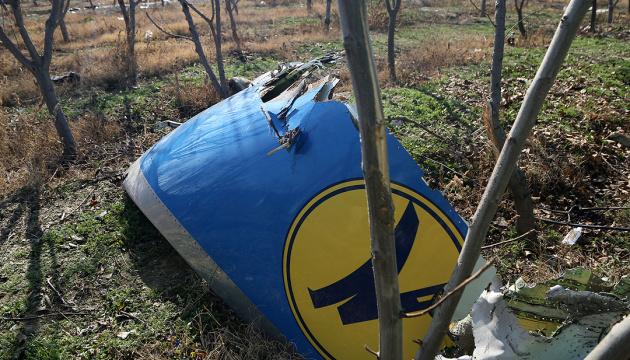 """""""Черные ящики"""" сбитого в Иране украинского самолета расшифруют в Украине"""