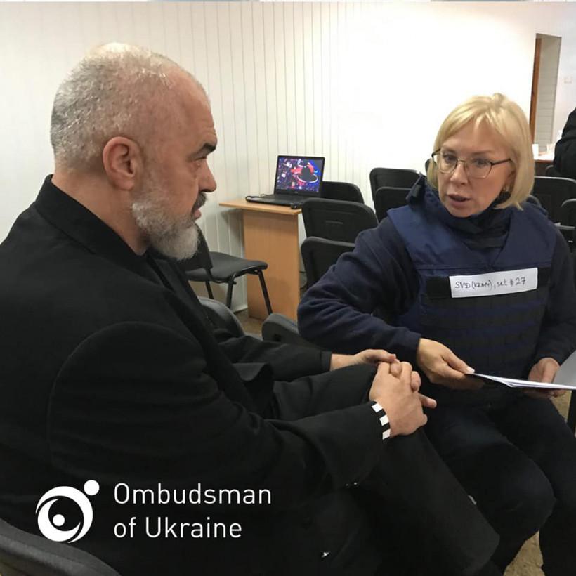 ОБСЕ помогла Украине забрать 386 заключенных с оккупированного Донбасса