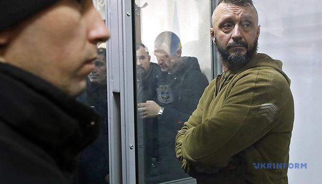 Антоненко заявляет, что согласился на все следственные действия по делу Шеремета