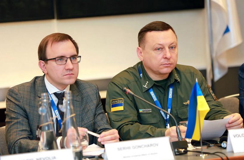 Угрозы контрабанды оружия и взрывчатки из Украины нет - ГНСУ