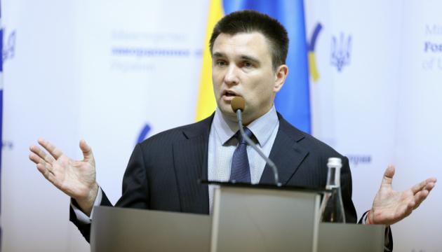 Украине следует добиваться четкой формулировки уничтожения Ираном самолета МАУ — Климкин