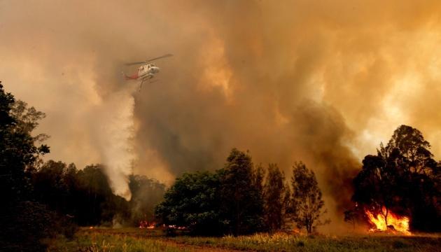 Посольство Украины назвало места в Австралии, куда не стоит ехать из-за пожара