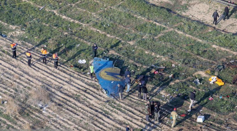 """Тегеранская трагедия, или Удар """"под дых"""" отечественному авиатранзиту"""