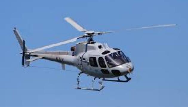 Пограничники получили два вертолета H-125