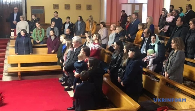В Анкаре состоялось Рождественское богослужение на украинском языке