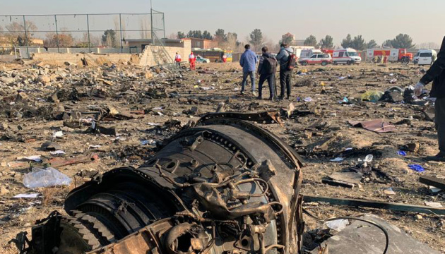Иранские СМИ опубликовали имена погибших в авиакатастрофе украинцев