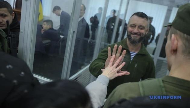 Дело Шеремета: апелляционный суд оставил Антоненко под стражей