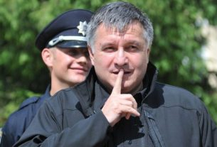 Аваков обрушился с гневной критикой на Сытника.