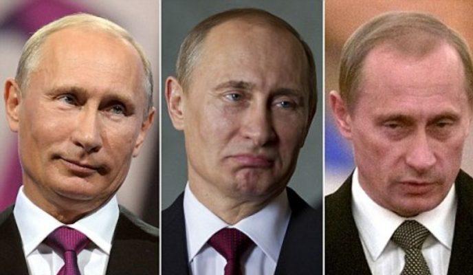 Двойники Путина.