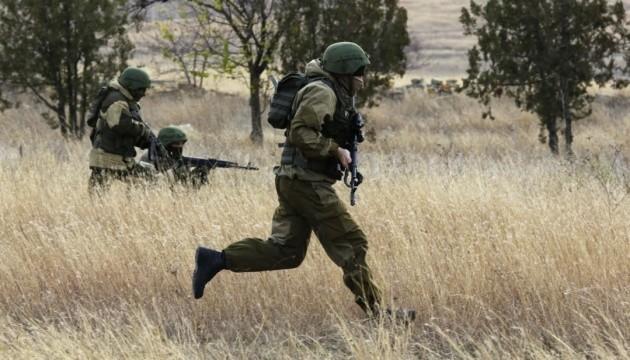 Нацгвардейца-дезертира задержали в России на границе