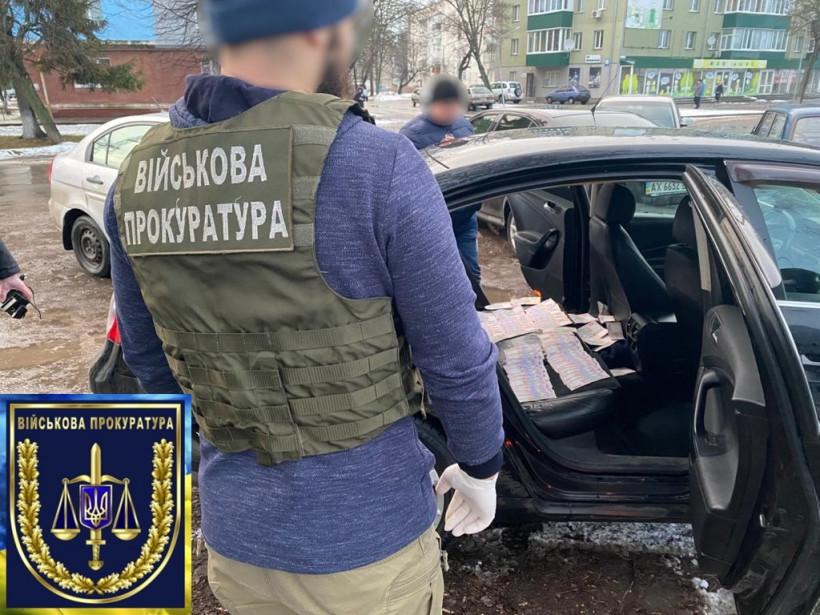 Начальника отдела завода Укроборонпрома взяли на взятке