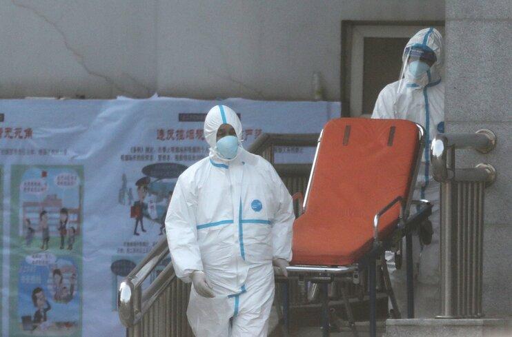 Китайские врачи