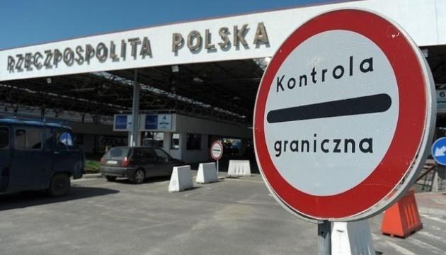 В прошлом году в Польшу не впустили почти 60 тысяч украинцев