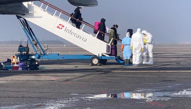 Минздрав заявляет об успешной эвакуации украинцев из Китая