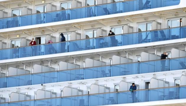 МИД подтверждает заражения украинца коронавирусом на лайнере Diamond Princess