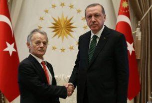 Джемилев и Эрдоган