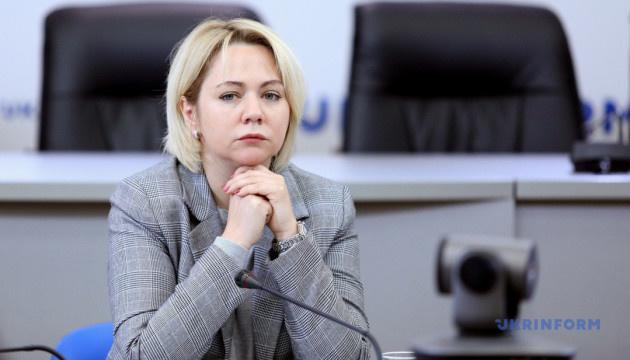 Коляда рассказала про работу Минветеранов с освобожденными из плена узниками РФ