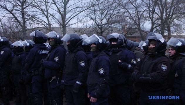 В Новых Санжарах полиция будет патрулировать круглосуточно