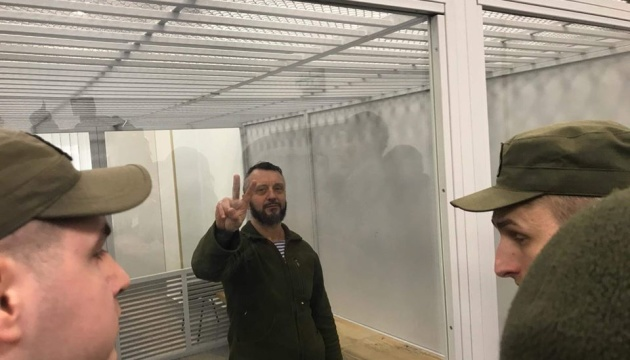 Дело Шеремета: суд не отпустил Антоненко из-под стражи