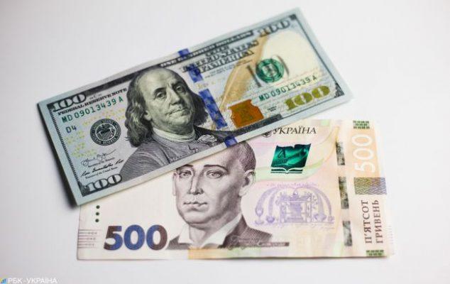 Курс валют на 21 февраля 2020.