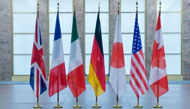 Послы G7 напомнили Украине, что увольнять руководителей антикоррупционных органов надо по закону