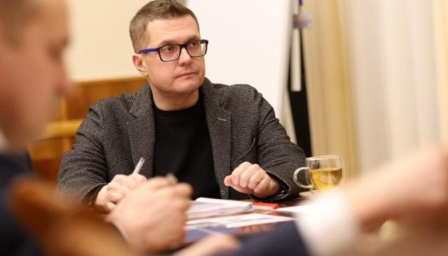 """Баканов об обысках на """"1+1"""": О притеснениях свободы слова речь не идет и идти не может"""