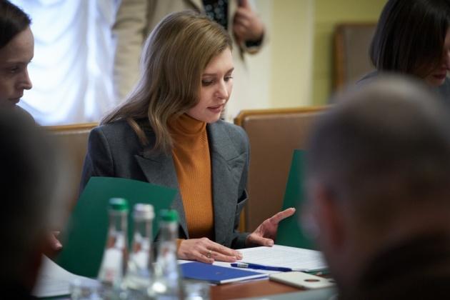 Как улучшить образование в школах: Зеленская провела совещание с министрами