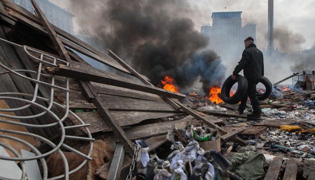 Дело Майдана: в суде показали видео, зафиксировавшее большинство убийств активистов