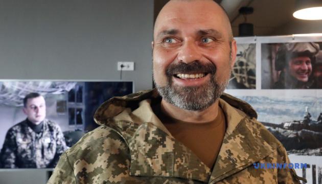 Участники боев за Дебальцево почтили память побратимов