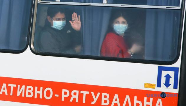 В Харькове оценили состояние эвакуированных украинцев как удовлетворительное
