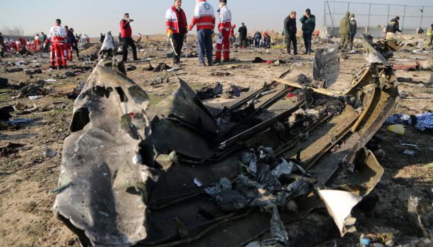 Катастрофа самолета МАУ: Украина настаивает на соблюдении Ираном международного права