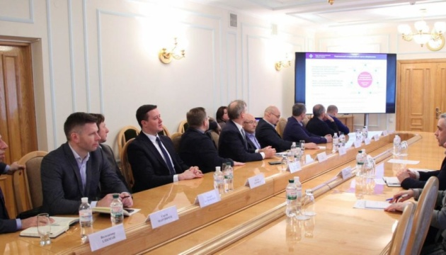 СНБО планирует сотрудничать с международными компаниями в противодействии киберугрозам