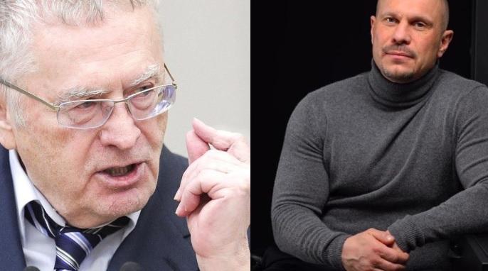 Жириновский и Кива