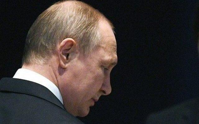 У Путина злой замысел.