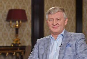 Ринат Ахметов.