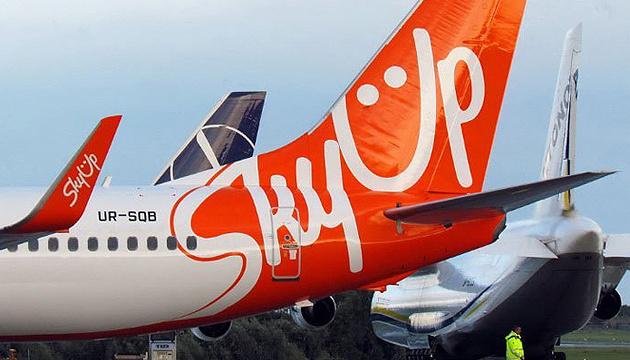 SkyUp осуществит дополнительный рейс из Тель-Авива в Киев