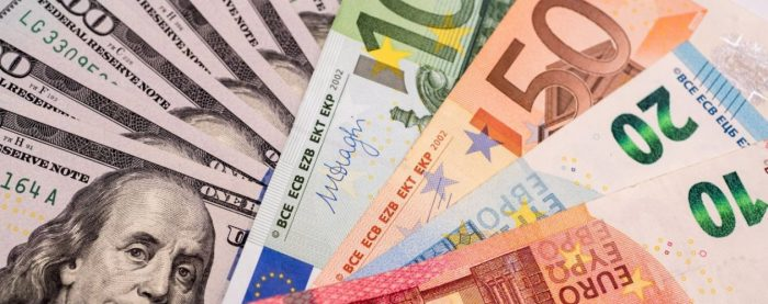 Курс валют на 3 марта 2020.