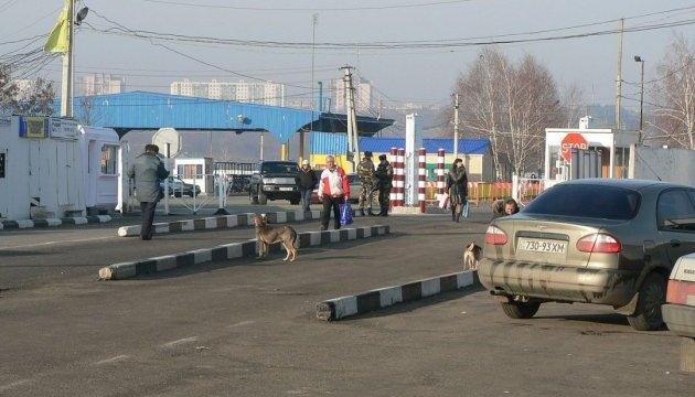 Молдова закрывает ряд пунктов пропуска на границе с Украиной
