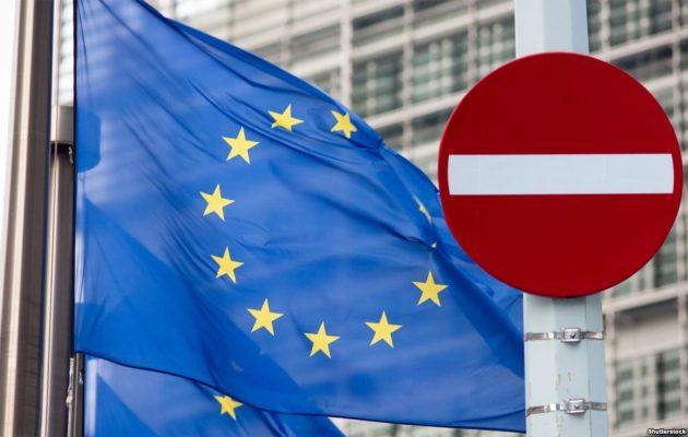 ЕС может отменить санкции против России.